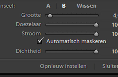automatisch maskeren lightroom Tips en Tricks Studio-37